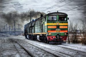 železničná spoločnosť sovensko