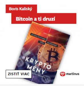 kniha bitcoin a tu druzi
